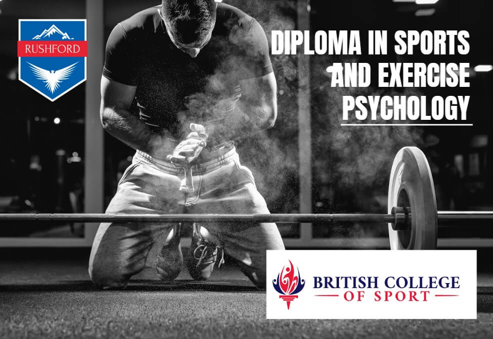 Diploma In Sports and Exercise Psychology